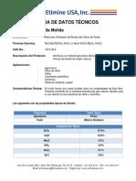 TDS Ulexite Espanol