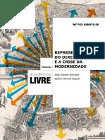 Representacoes-do-direito E a CRISE DA MODERNIDADE