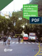 ITDP Guia de Diseno de Calles