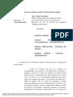 Decisão do ministro Marco Aurélio