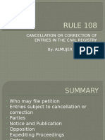 rule 108 SpecPro powerpoint.pptx
