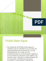 Base Agua y Base Aceite111111