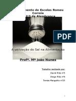 Histórico Do Sal