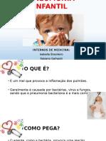 Pneumonia Infantil 2017