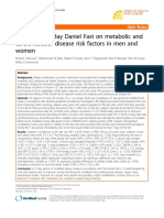 Effect of a 21 day Daniel Fast on metabolic and cardiovascular disease risk factors in men and women.pdf