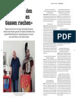 Interview Magazin Schweizerisches Landesmuseum 2017