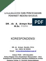 0 Unisa Epid Indera Khusus Dr Armyn