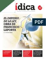 EL IMPERIO DE LA LEY, OBRA DE FRANCISCO LAPORTA