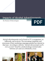 delmontagne impacts of alcohol advertisements