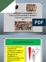 Estructura Curricular Ee Ss 2016