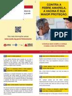 Cartilha Febre Amarela SES 2017