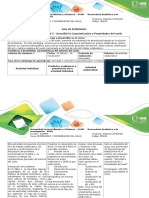 Guia de Actividades y Rubrica de Evaluacion- Actividad 2_Describir Caracterizacion y Propiedades Del Suelo