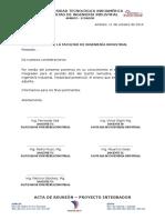 Acta Del Proyecto Integrador Quinto Semestre b16