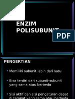 Poly Subunit Enzyme i