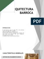 ARQ. BARROCA