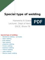 Unit-6- Special Welding Processes