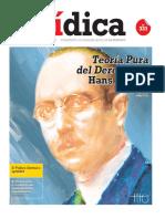 TEORÍA PURA DEL DERECHO DE HANS KELSEN