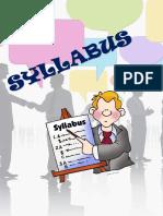 SYLLABUS-COMUNICACION