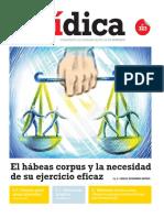 EL HÁBEAS CORPUS Y LA NECESIDAD DE SU EJERCICIO EFICAZ