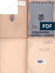 Bernard Smyrak OCD, Swiety Jozef a Czlowiek Wspolczesny