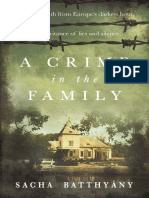 A Crime in the Family Extract