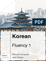 Campbell M., Dahye J. - Glossika Korean. Complete Fluency Course 1 - 2016.pdf
