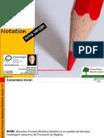 Tutorial Notação BPMN versão 1.2