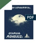 Osameni monolozi