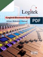 Logitek Artisan Reference Manual Rev 1 01 SCREEN