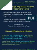 Seismic Design of Japan DR. OTANI