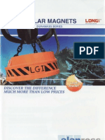 LGI Scrap Lifting Magnet