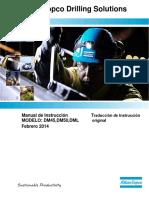 Dm45,Dm50,Dml Instruction Manual - Spanish - June 2014