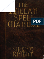 Sirona Knight-The Wiccan Spell Manual-Citadel Press (2001).pdf