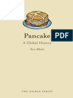 Pancake; A Global History - Ken Albala