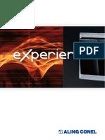 Aling - Experience Katalog