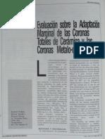 Adaptacion Margainal de Coronas