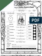 Gencon 2010 Character Sheet CLERIC