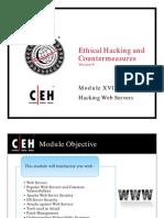 CEH Module 16