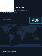 Global Mapping Choices Report