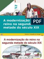 A Modernização Do Reino