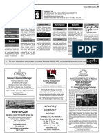 Claremont COURIER Classifieds 2-24-17