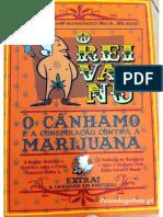 O Rei Vai Nu - O Cânhamo e a Conspiração contra a Marijuana - Jack Herer