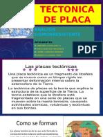 Tectonica de Placa Expo