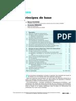 Turbomachines Description Principes de Base