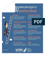 10 pasos ascensos