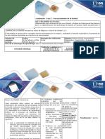 Guía de Actividades y Rúbrica de Evaluación - Fase 1 - Reconocimiento Temas