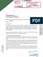 Carta Notarial de Econ. Carlos Loyola a Revista Velaverde
