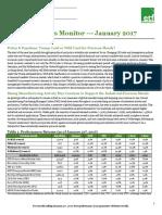 ETF Securities - Precious Metals Monitor January 2017