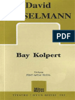 David Gieselmann, Bay Kolpert