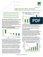 ETFS Investment Insights February 2017 - Solar remains a bright spot for silver demand